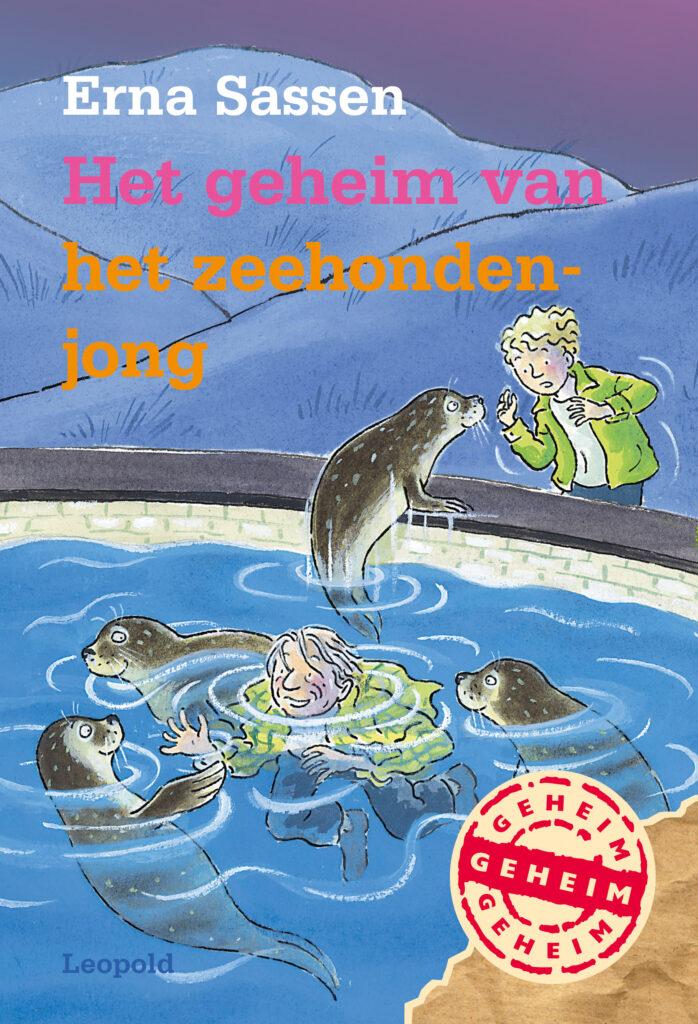 Het geheim zeehondenjong